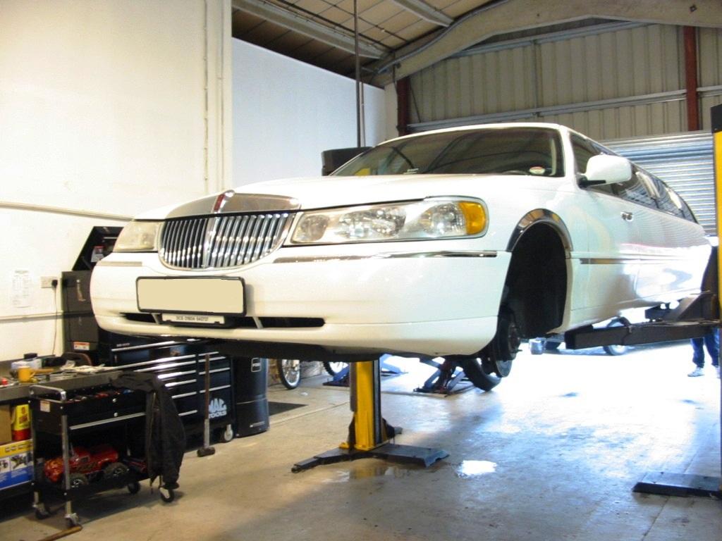 Pièce limousine & réparation